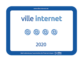 Label Ville Internet 2018 3@